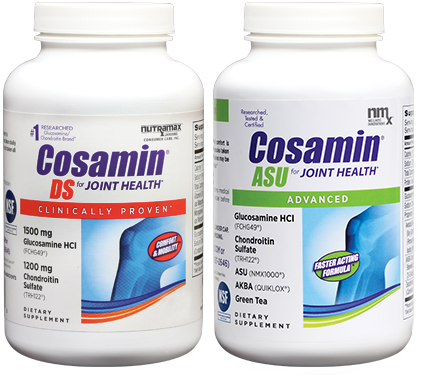 Cosamin Product Shots