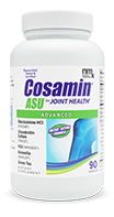 Cosamin® ASU for Joint Health*. Our Advanced, Faster-Acting Formula to Help Promote Joint Comfort.*