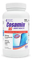 #1 Researched Glucosamine/Chondroitin Brand* Cosamin DS® for Joint Health