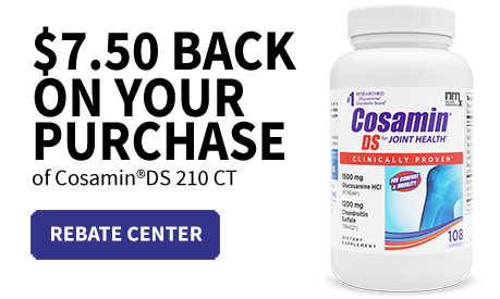 Cosamin® Coupons and Offers
