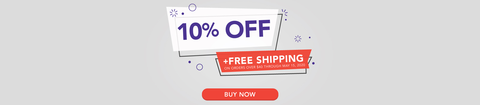 Cosamin 10% off and Free Shipping medium banner