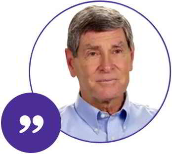 Jim Ryun testimonial for Cosamin ASU