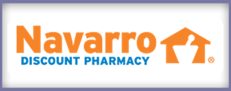 Navarro Discount pharmacy logo