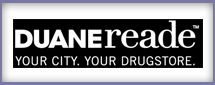 Duane Reade Your City Your Drugstore logo
