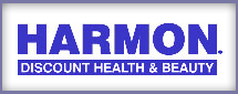 Harmon Discount Health & Beauty logo