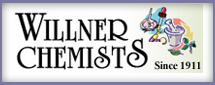 Willner Chemists logo