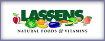 Lassens Natural Foods logo