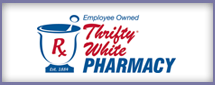 Thrifty White Pharmacy logo
